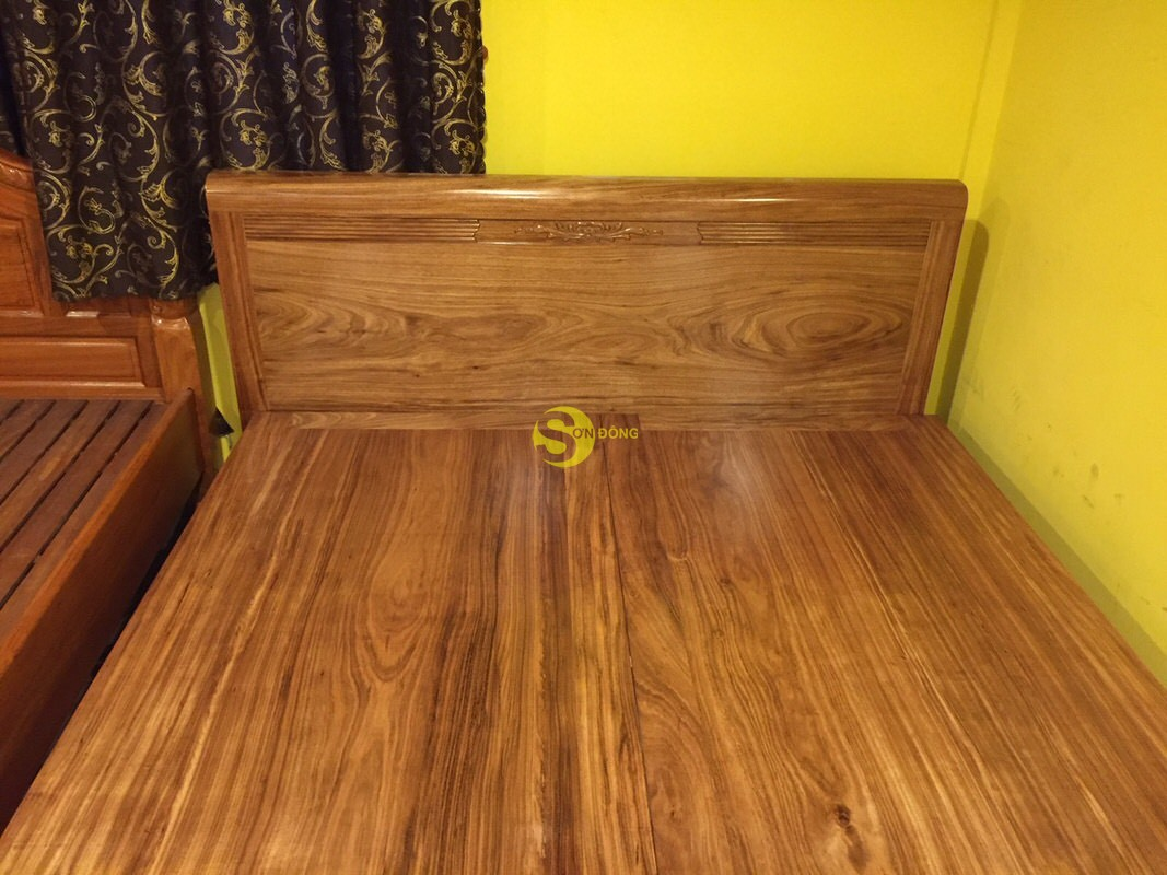 Giường ngủ hương xám 1m8 giá rẻ – GHX001 (Ảnh 7)