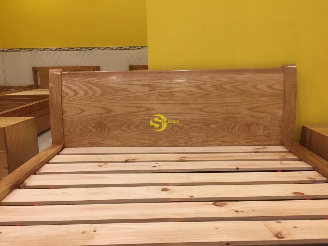 Giường ngủ gỗ sồi 1m6 – LCMGN05 (Ảnh 6)